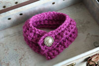 Hand Made Infinity & Cowl Scarves for Dogs