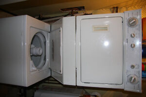 Stacked Washer / Dryer