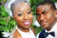 PHOTOGRAPHE OU VIDÉOGRAPHE PROFESSIONNEL POUR MARIAGE 299$