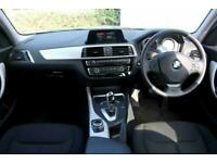 2017 BMW 1 Series 118i [1.5] SE 5dr [Nav] Step Auto Hatchback Petrol Automatic