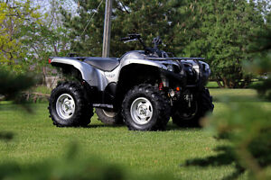 2007 Yamaha Grizzly 700 - Special Edition