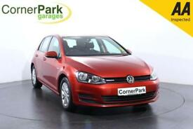 2015 VOLKSWAGEN GOLF BLUEMOTION TDI HATCHBACK DIESEL