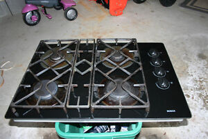 Used Bosch Gas Cook Top