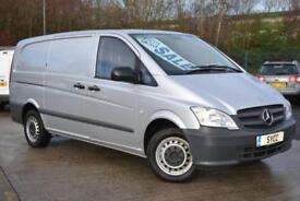 2011 Mercedes benz Vito 113CDI Van 5 door Panel Van