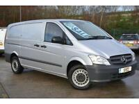 2011 Mercedes benz Vito 113CDI Van 5 door Panel Van