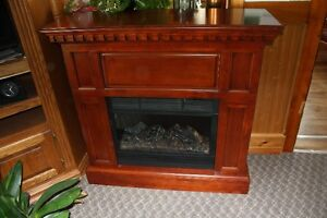 Fire place - used very little, in awesome condition.  Not using Stratford Kitchener Area image 2