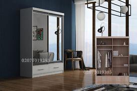 Marko 2 Door Wardrobe--Amazing Offer