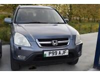2004 HONDA CR-V I-VTEC SE SPORT *TRADE CLEARANCE* ESTATE PETROL