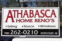 Athabasca Home Renovations