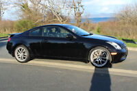 2005 Infiniti G35 Sport Coupe (2 door)