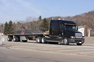 Heavy equipment shipping services across Canada