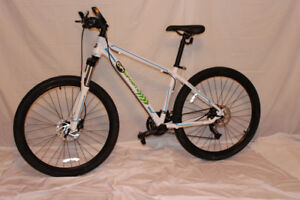 New Mountain Bike For Sale both 17 and 19