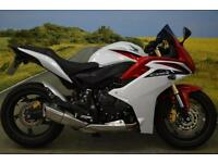 Honda CBR600F 2011**ABS COMBINED, DATATAG, GEAR INDICATOR**