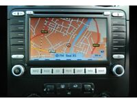 Latest 2017 Sat Nav Disc Update for VOLKSWAGEN MFD2 V15 Navigation Map DVD www latestsatnav co uk