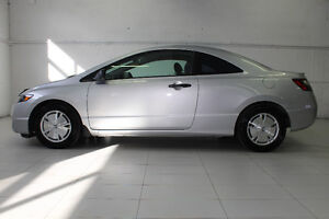 2009 Honda Civic DX Coupe (2 door) Jamais accidente