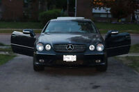 2003 Mercedes-Benz cl500 sport Coupe (2 door) **AMG PACKAGE**