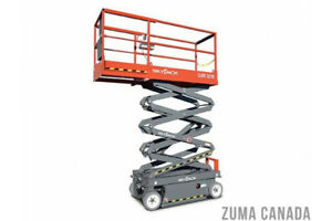 NEW Skyjack SJIII-3219 Scissor Lift For Sale -Finance $325 mo*