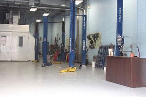 Well Established Automotive Body & Mechanic Shop Markham-$125K