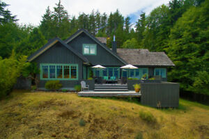 Exquisite Home and Cottage on View Property 1546 Eaglecliff Rd.