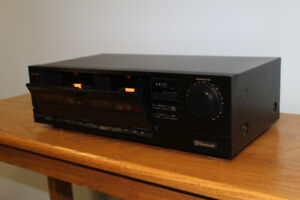 Sherwood Double Cassette Player / Recorder