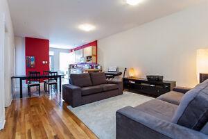 Grand logement, 3 ou 4 chambres, marché Jean-Talon, 5 électros