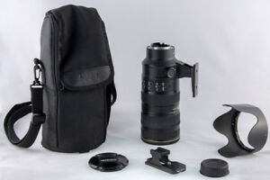 Nikon AF-S NIKKOR 70-200mm f/2.8G ED VR II..NO PAYPAL..NO SHIP!