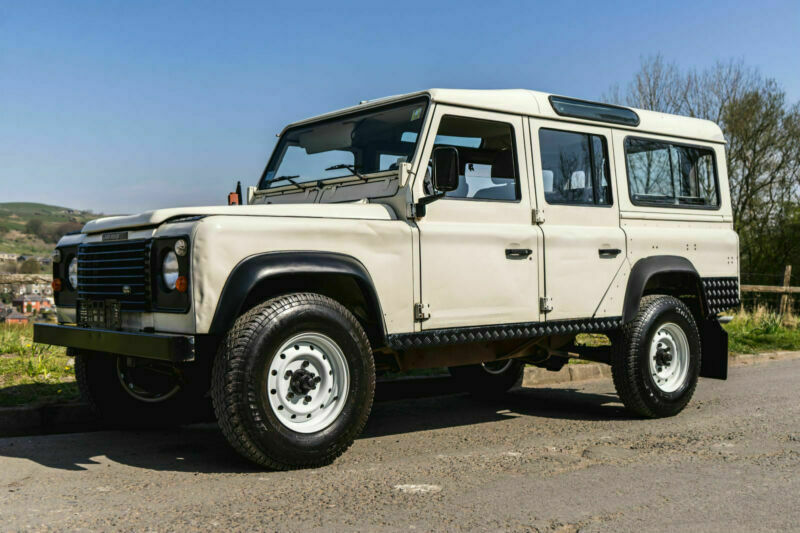 Land Rover Defender 110 200 Tdi County Station Wagon LHD 1990 USA  EXPORTABLE | in Bacup, Lancashire | Gumtree
