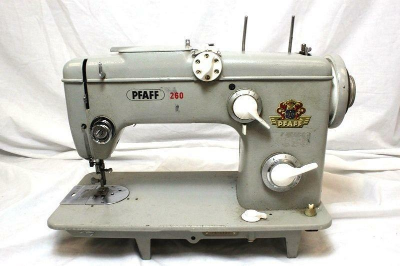 Pfaff Sewing Machine EBay Inspiration German Sewing Machines Brands