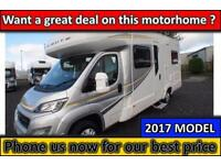Auto-Trail Tribute T-715 Lo-Line *** FIXED BED *** MANUAL 2017