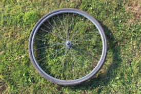 Hybrid Mountain/Road Bike Front Wheel 700 x 35C