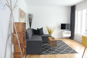 Boucherville Studio Contemporain Design Condo