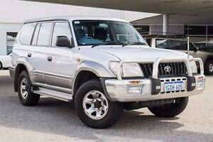 Immaculate 2000 Toyota LandCruiser Prado Full Service History. Scarborough Stirling Area Preview