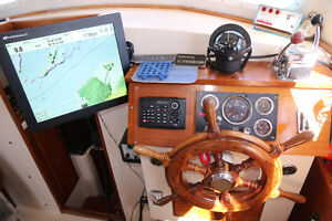 1975 Fales Navigator Motorsailer UPDATED/UPGRADED Kingston Kingston Area image 8