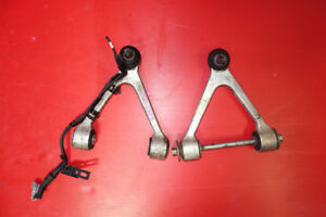 JDM Toyota Supra MK4 OEM Front Upper Control Arms Ball Joints