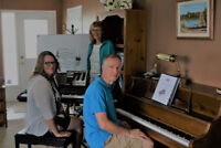 EZee Piano Systems will be at 50+ Active Living Fair--Cambridge