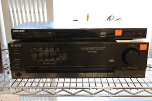 **PACKAGED DEAL** Sony TA-AX285 Integrated Amplifier (#16285)
