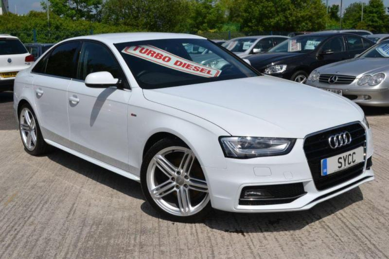 2014 audi a4 2 0 tdi 177 s line 4dr 4 door saloon in goldthorpe south yorkshire gumtree. Black Bedroom Furniture Sets. Home Design Ideas
