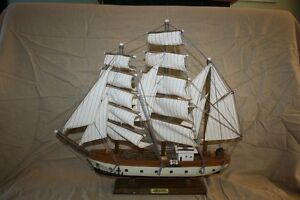 "Model Ship ""Gorch Fock"""