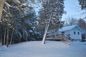 SKELETON LAKE COTTAGE RENTAL AVAILABLE THIS WINTER