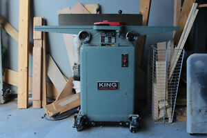 """KING 6"""" INDUSTRIAL jointer"""