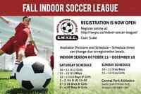 SWYSC Indoor Soccer League