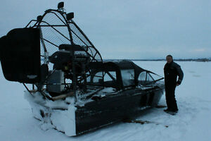 Get to your Cottage 365 days of the year 1000 Island Airboat