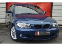 2009 BMW 1 SERIES 2.0 120D M SPORT 5D 175 BHP DIESEL