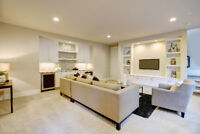 COMMERCIAL & RESIDENTIAL RENO ⭐BASEMENT⭐BATHROOM⭐KITCHEN+MORE