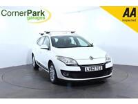 2012 RENAULT MEGANE EXPRESSION PLUS ENERGY DCI S/S ESTATE DIESEL