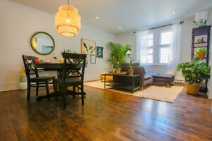 Beautiful Apartment 5 minutes from McGill, Whole appt or by room