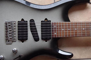 7 string J&D Luthiers electric guitar Tullamarine Hume Area Preview