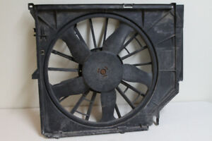 E46 BMW Radiator Fan and Housing for Manual Transmission