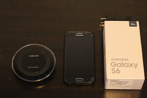 Samsung Galaxy S6 with wireless charge Telus