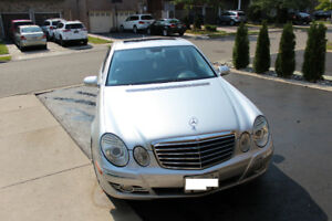 2007 Mercedes-Benz E-Class 3.5L Sedan